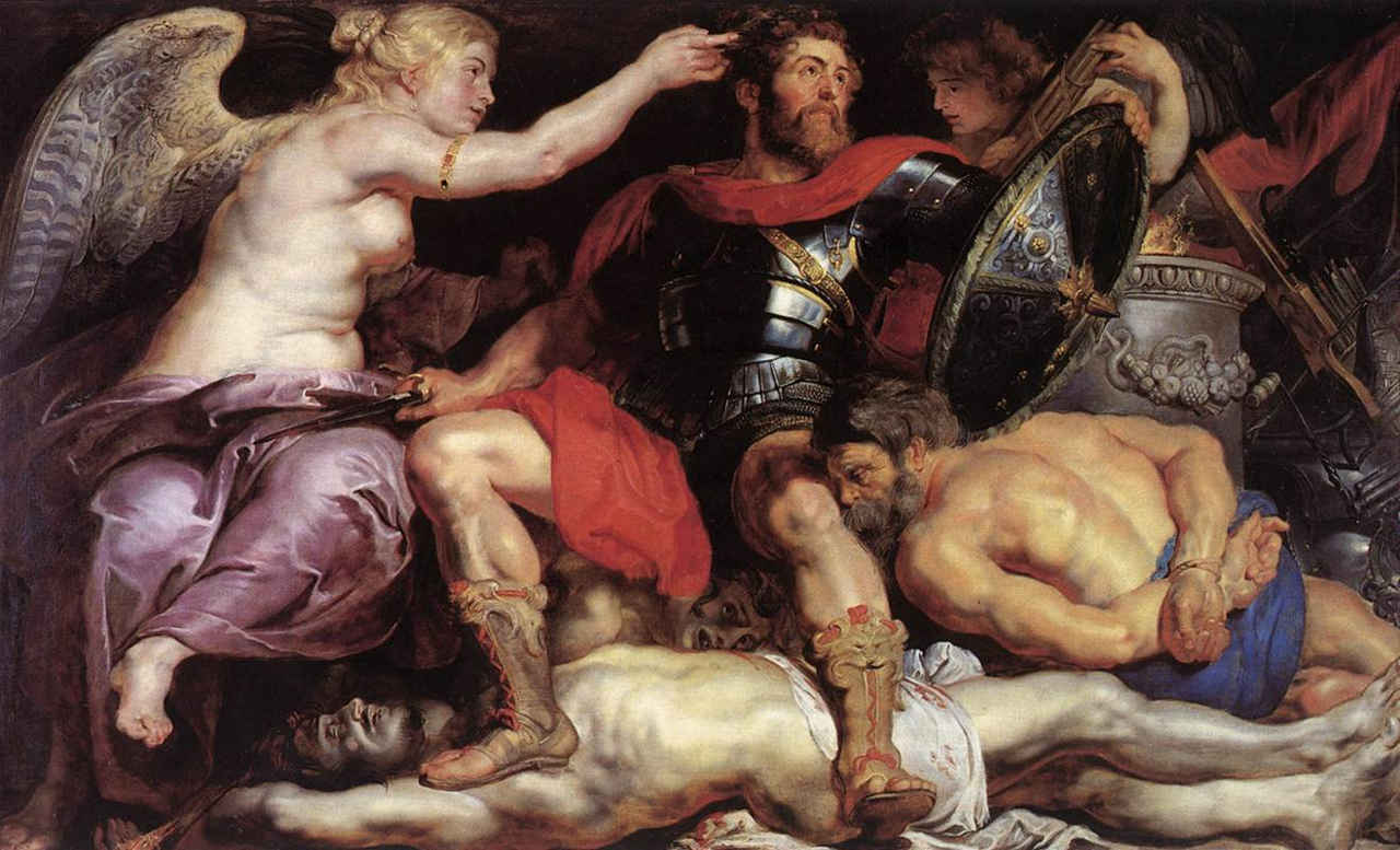 Peter Paul Rubens: The Triumph of Victory